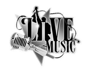 Live muziek bandjes, dj's